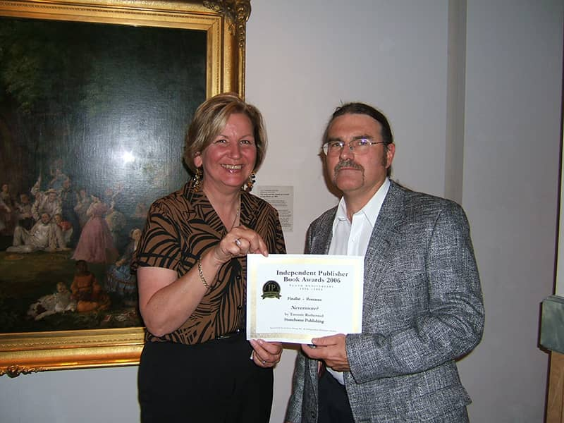 Independent Publishers Award for Best Romance of 2006